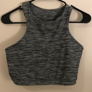 Express Work Out Crop Top